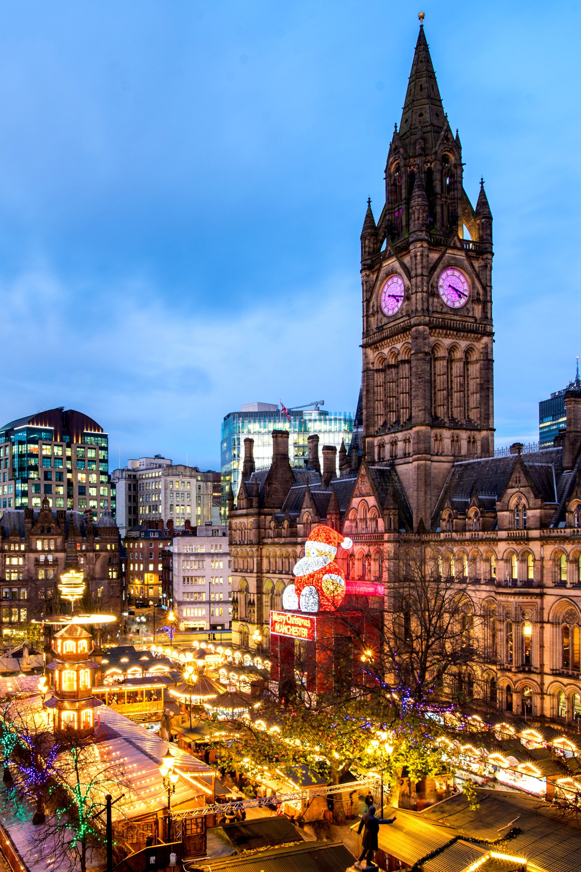 Manchester Christmas Markets In 2020 Manchester Christmas Markets Manchester England Christmas Market