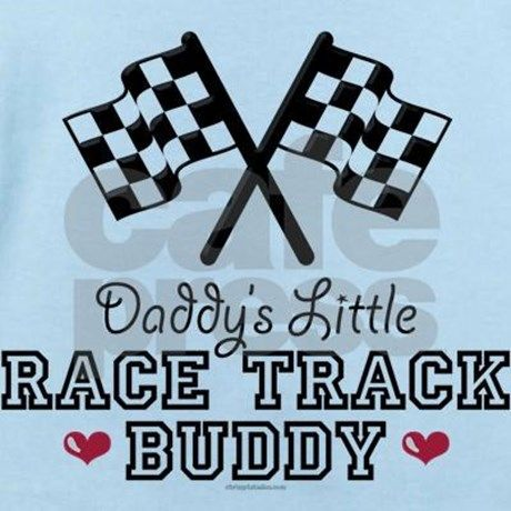 Checkered Flag Baby Clothes