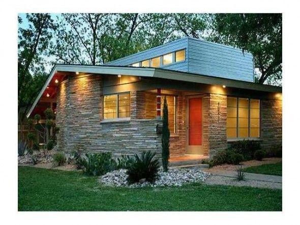 MCM homes in Austin | Future house ideas | Pinterest | Mid century ...