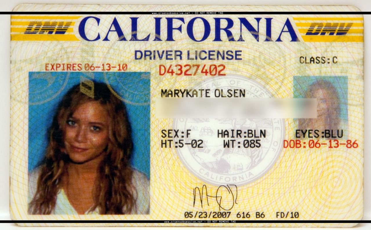 Assured, driver license with nude women consider, that