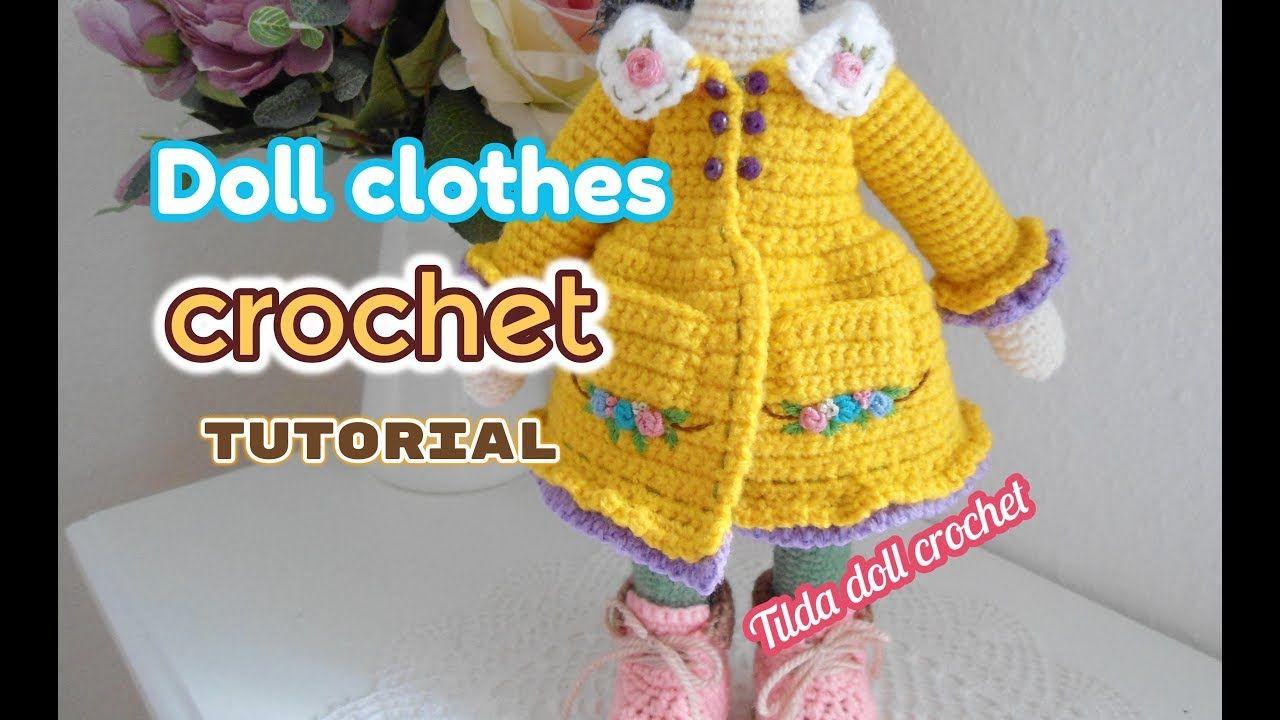 Little Crochet Red Dress ~ FREE Crochet Pattern   720x1280