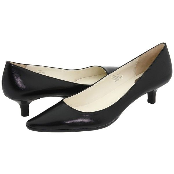 Calvin Klein Diema Women's 1-2 inch heel Shoes ($69) ❤ liked on ...
