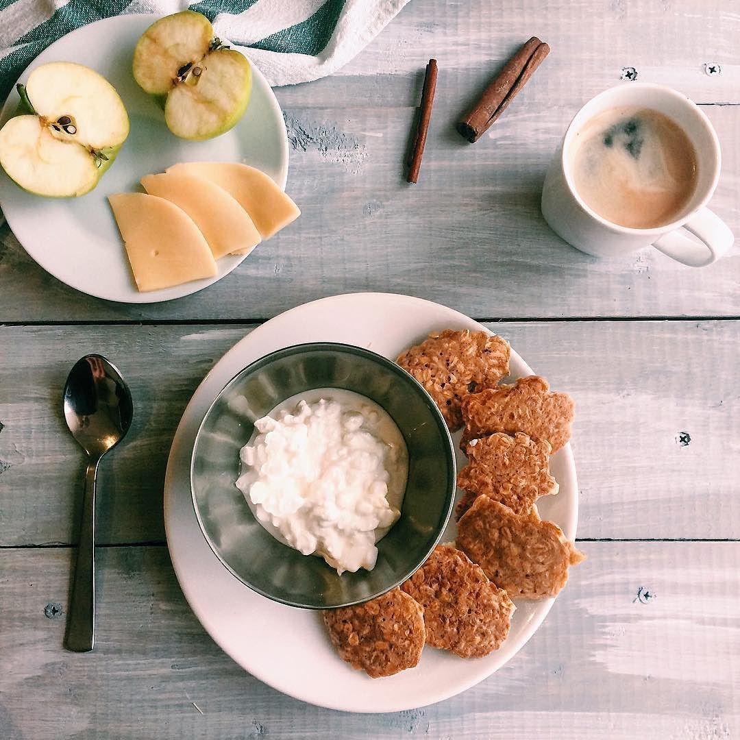 Завтрак творог диета