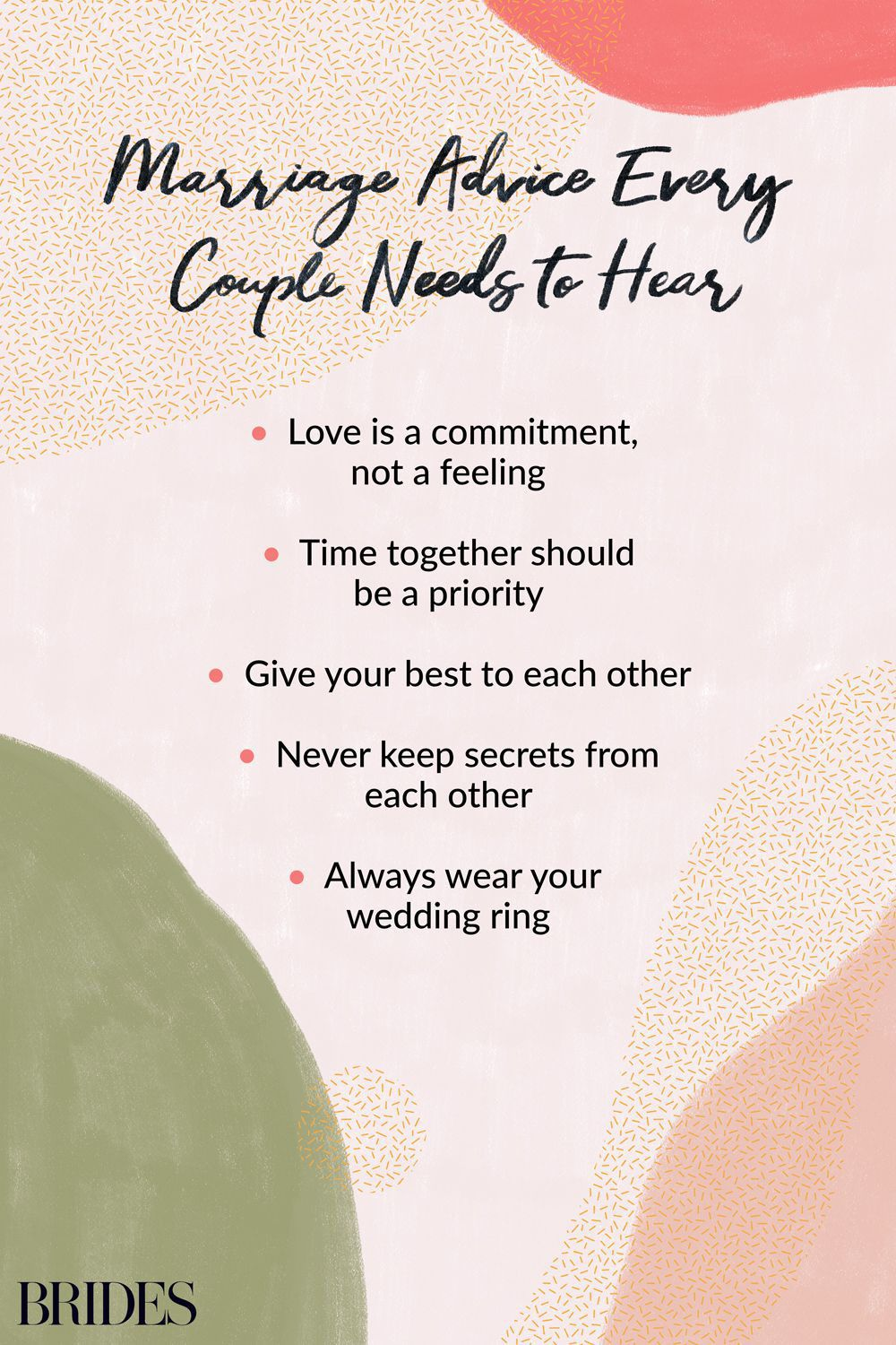 For quotes marriage newlyweds advice 100+ Marriage