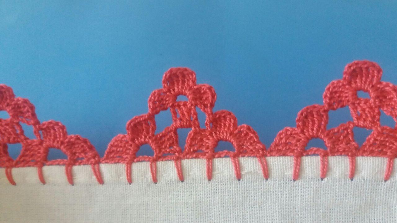 Repetição do bico de crochê  #50  (melhor imagem) ❤