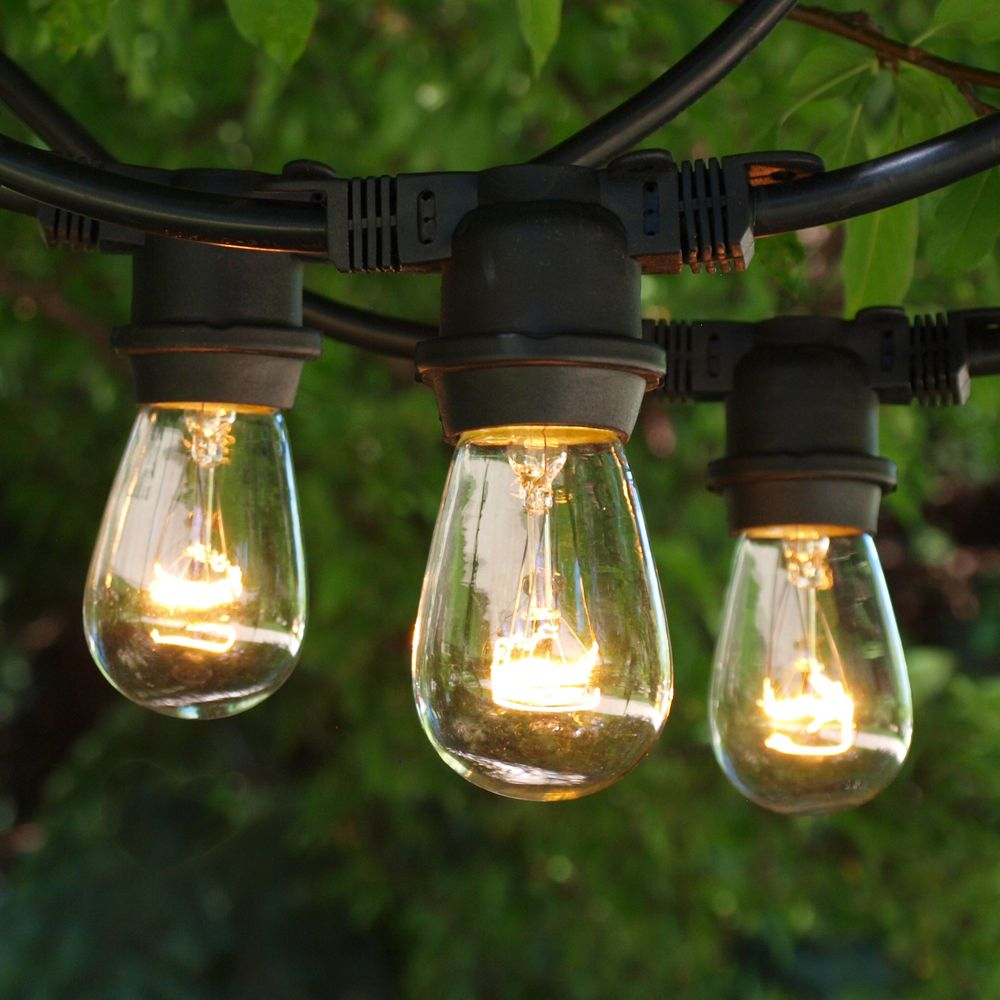 Why Buy Commercial Grade String Lights?