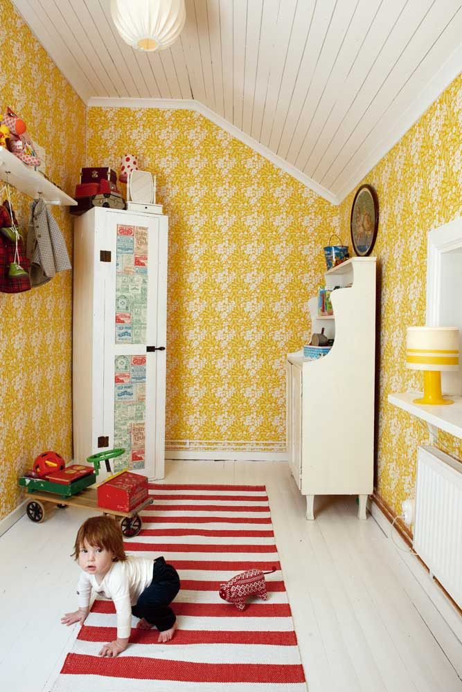 the boo and the boy: Eclectic kids\' rooms // love this. | Bed, Bath ...