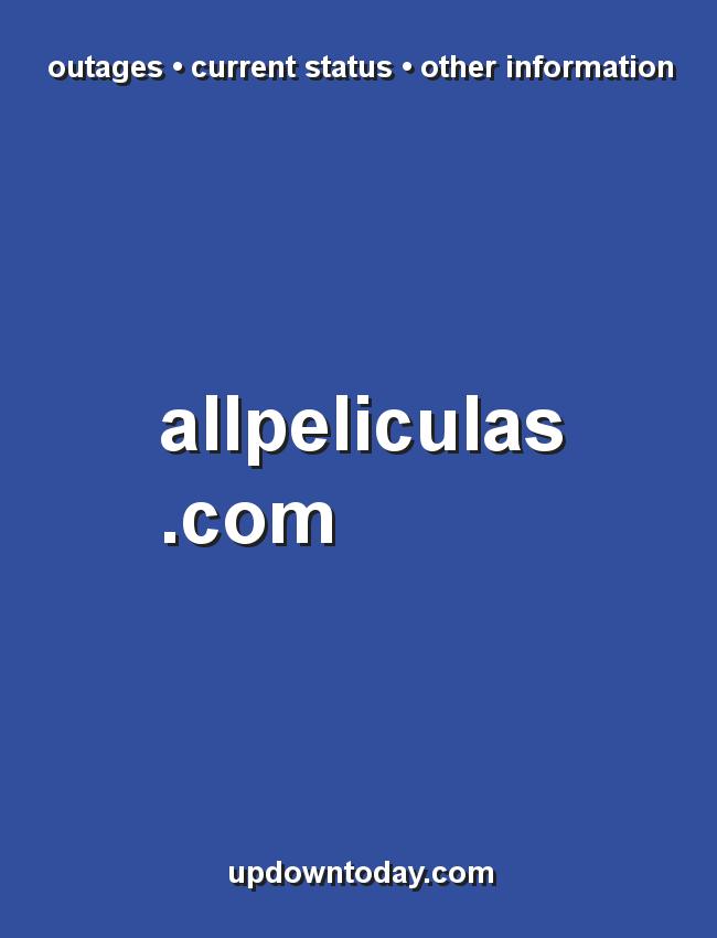Allpeliculas Com In 2021 Veterinary Services Easy Teaching Website Status