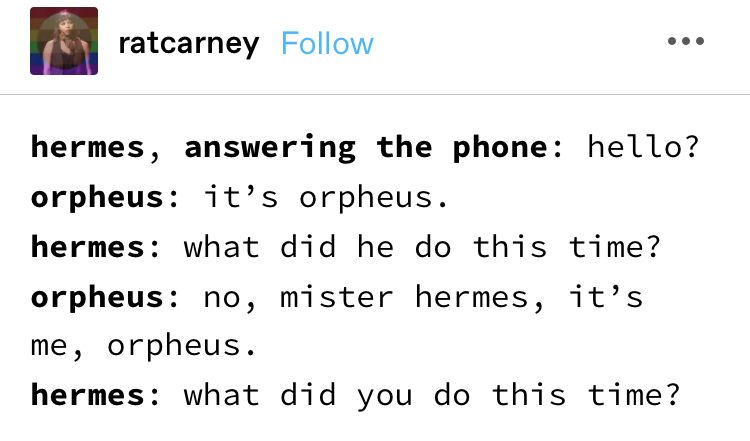 Pin By Allie On Hadestown Book Of Mormon Musical Really Funny Memes Incorrect Quotes