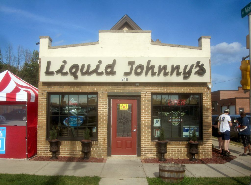 Bar Exam There's Only One Liquid Johnny's Night life