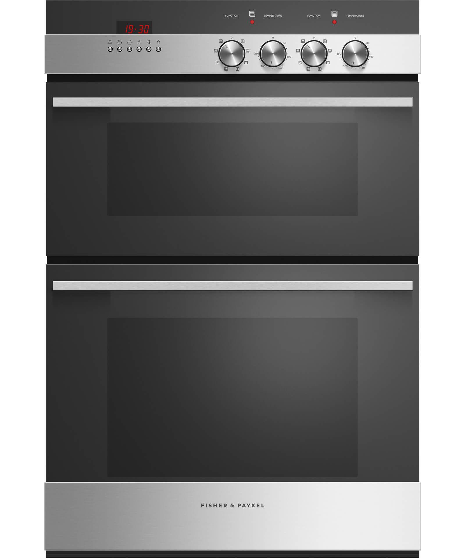 kitchenaid double wall oven manual
