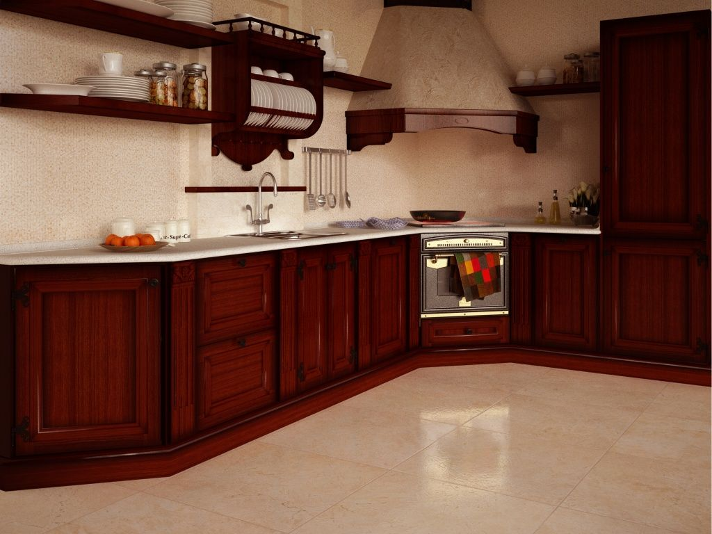 Imagen de pisos y azulejos de cocinas for my home for Cocinas para pisos pequenos