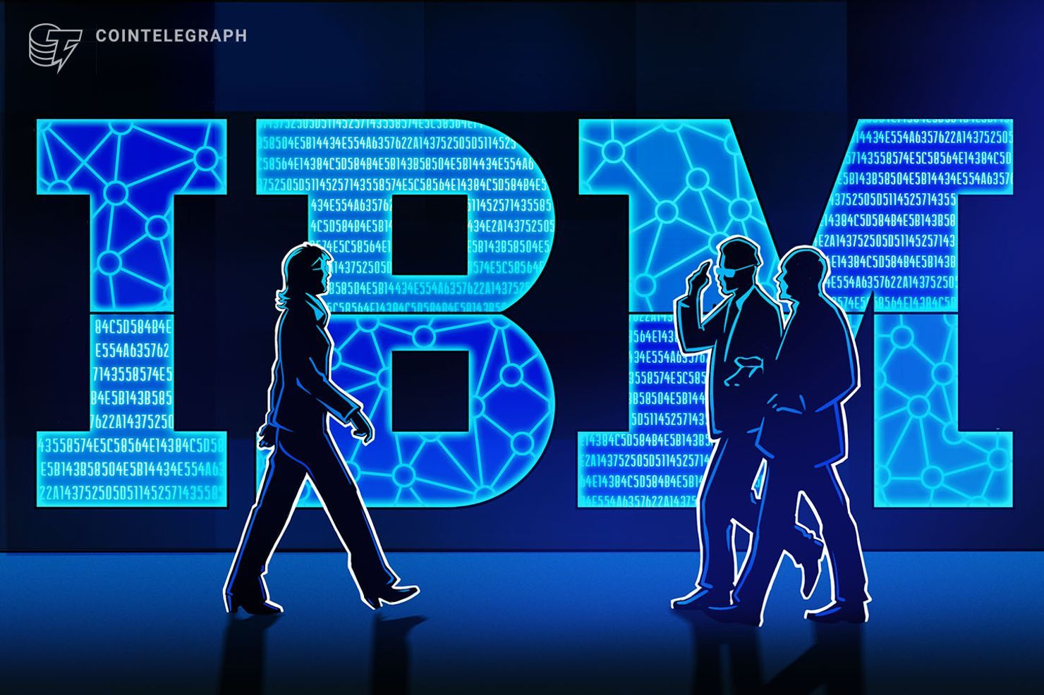 IBM's Blockchain Patents From FoodTracking and Shipping