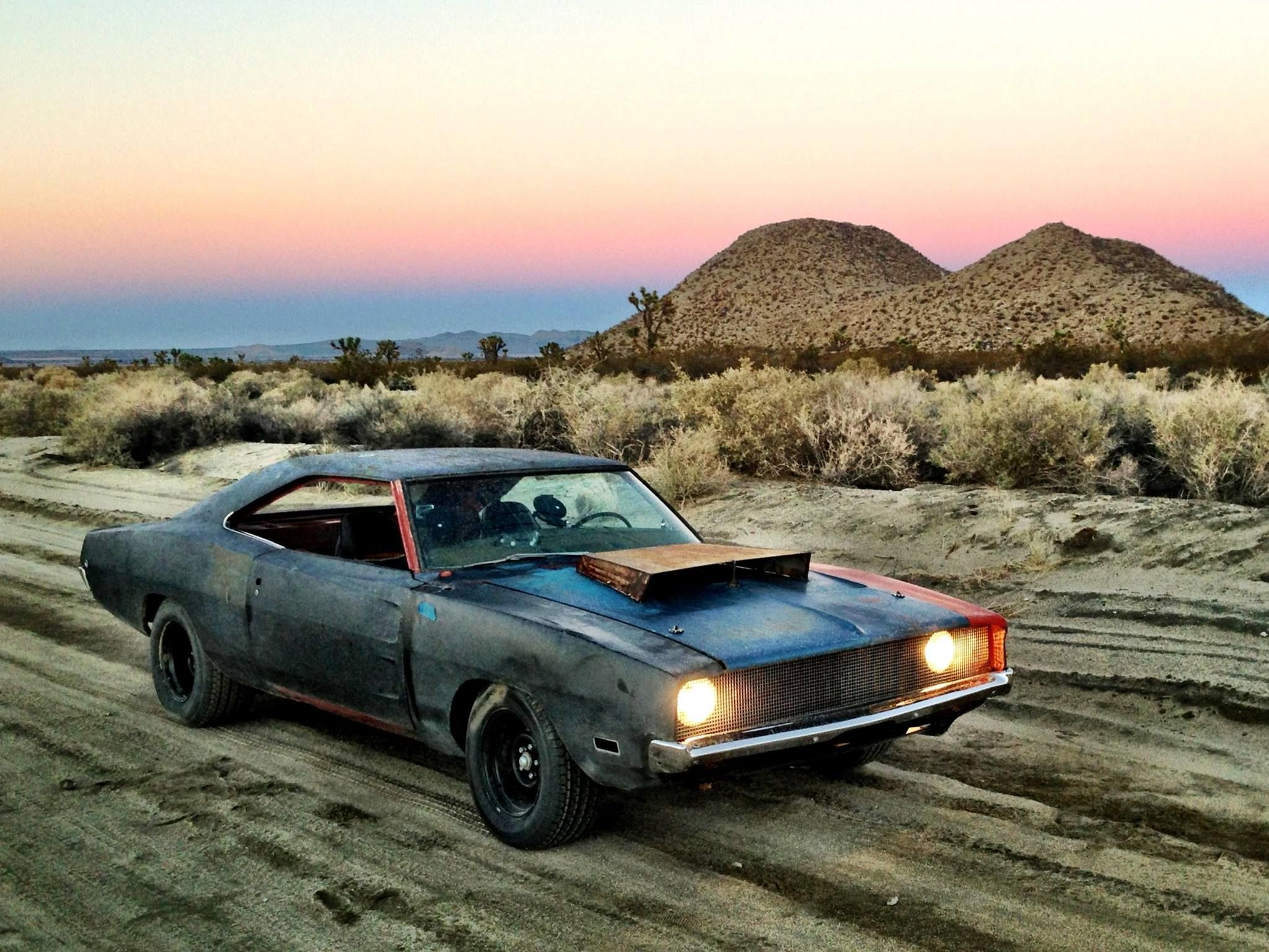 The 68 Charger from the new episode of Roadkill  | Cool cars | Rc