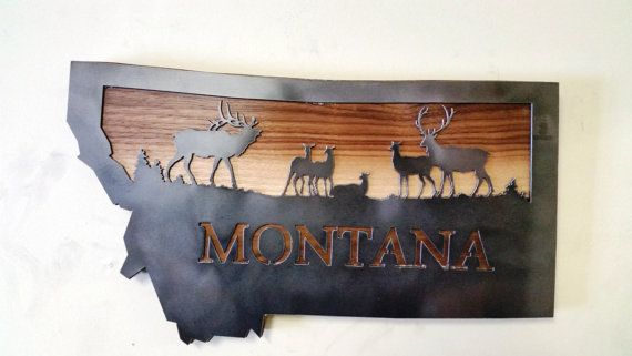 Pin By Lazy K Wrought Iron On Metal Signage In 2020 Metal Art Projects Hanging Signs Metal Signage