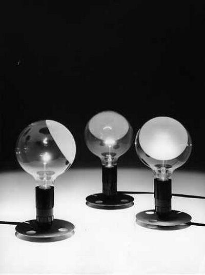 Lampadina By Achille Castiglioni, 1971   Lamp   Pinterest ...