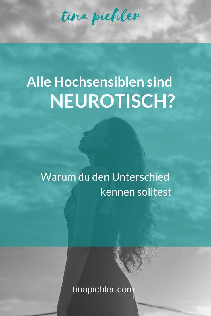 Hochsensibel oder neurotisch? | Ängstlichkeit
