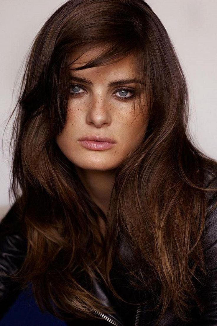 Dark Hair Color Ideas For Blue Eyes Best Natural Hair Color For