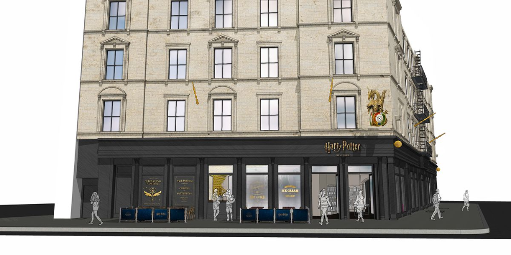 Massive Harry Potter Store To Open In New York City This Summer In 2020 Harry Potter Store First Harry Potter Harry Potter New