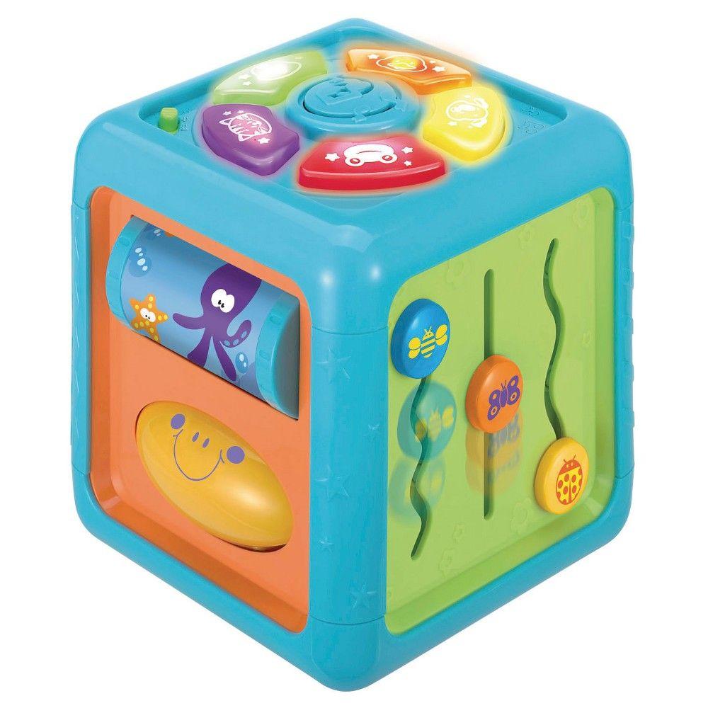 Enviro-Mental Toy Activity Cube,