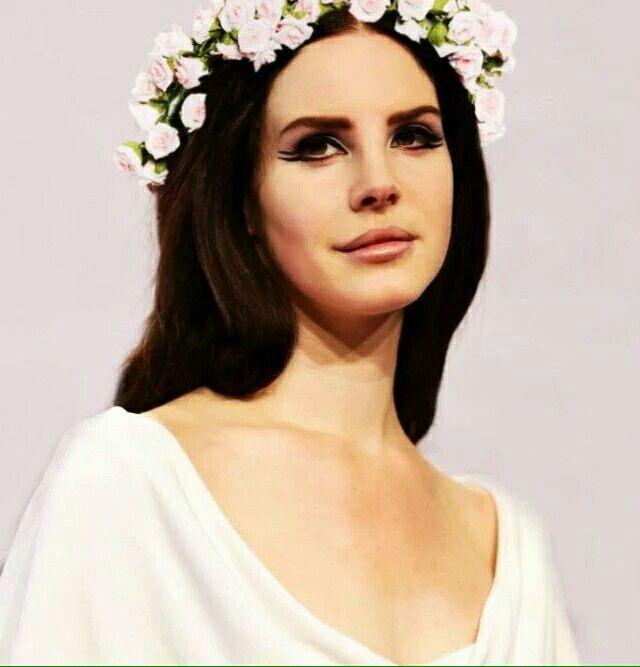 Lana Del Rey Flower Crown | www.pixshark.com - Images ...