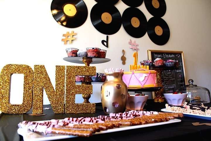 Music Themed Birthday Party Ideas In 2019 Birthday Bean Birthday