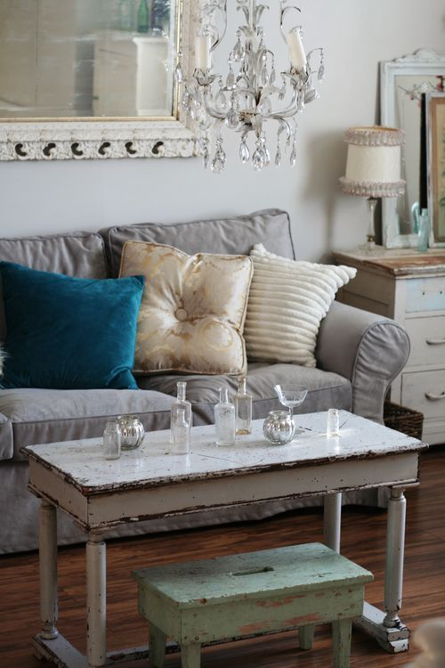 Ektorp Sofa in Svanby gray from IKEA Apartment Sweet Apartment - ikea ektorp gra