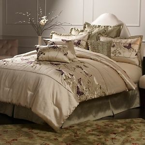 Highgate Manor Papillon 9 Piece Comforter Set At Hsn Com Home Home Decor Comforter Sets
