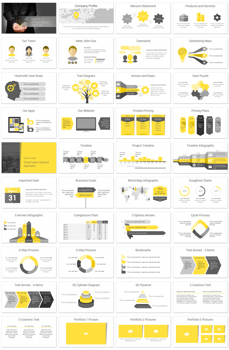 innovation powerpoint slide deck deckdesigntool deck ideas in