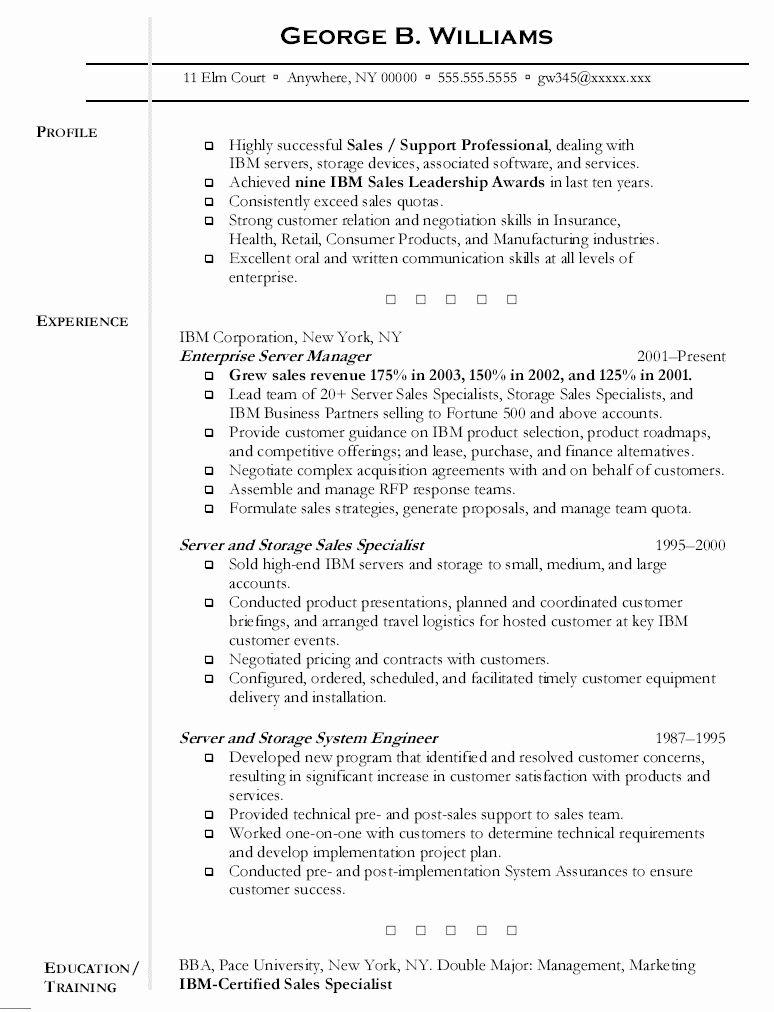 25 Fine Dining Server Resume Resume examples, Resume