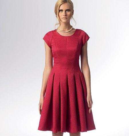 McCalls Misses'/Miss Petite Dresses 6834 image 3