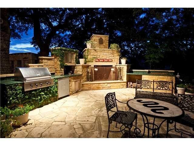 Backyard Luxuries Patio Luxury Ranch Backyard