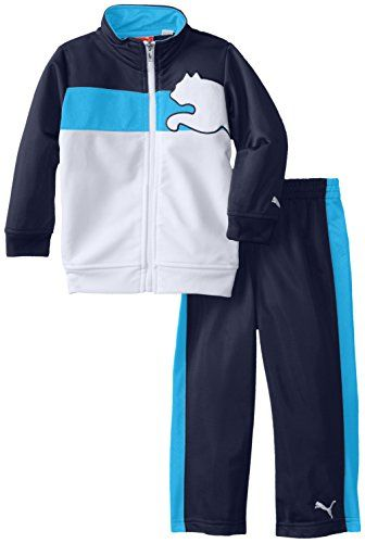 PUMA Little Boys' Cat Tricot Set Toddler, Peacoat, 4T PUMA http://www.amazon.com/dp/B00OA0B8XY/ref=cm_sw_r_pi_dp_YMrbvb1S3DQ9V