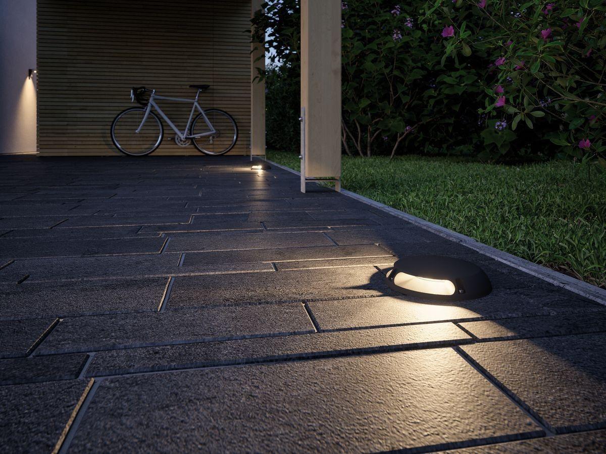 Gartenweg Beleuchtung Lichtplanung Fur Wege Paulmann Licht In 2020 Aussenbeleuchtung Paulmann Beleuchtung