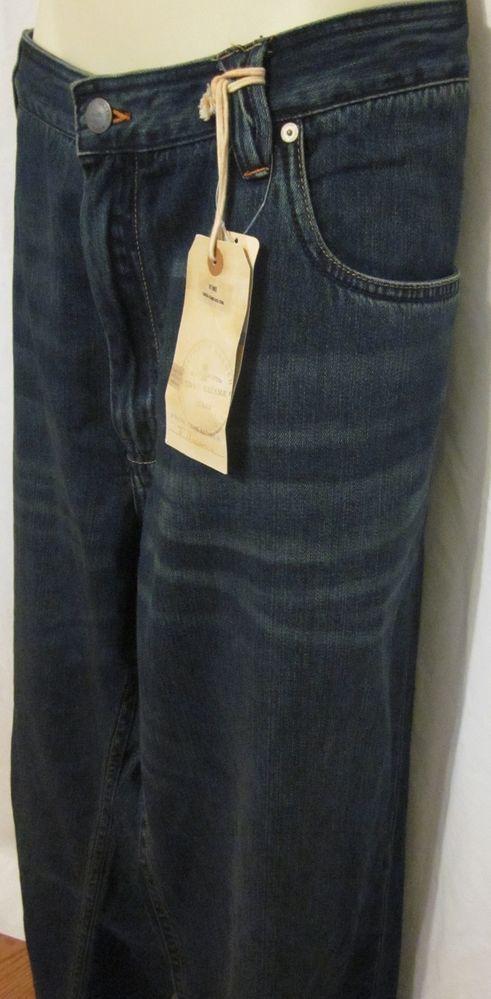 a5fce428 Mens Tommy Bahama Jeans 48x34 New Standard Coastal Island Ease Blue  Saltwater