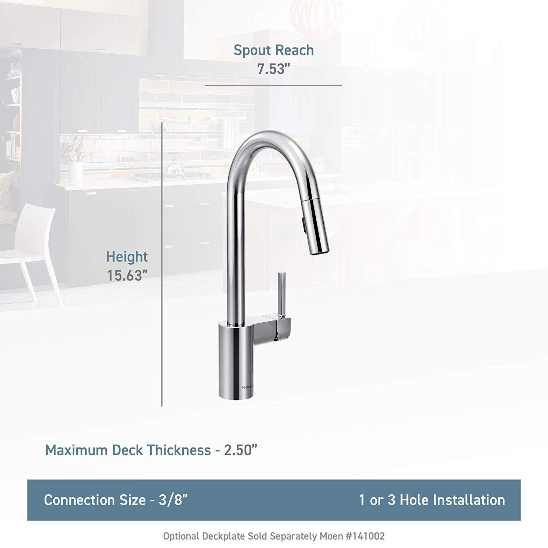 10 Hansgrohe Metro Higharc Kitchen Faucet American Standard