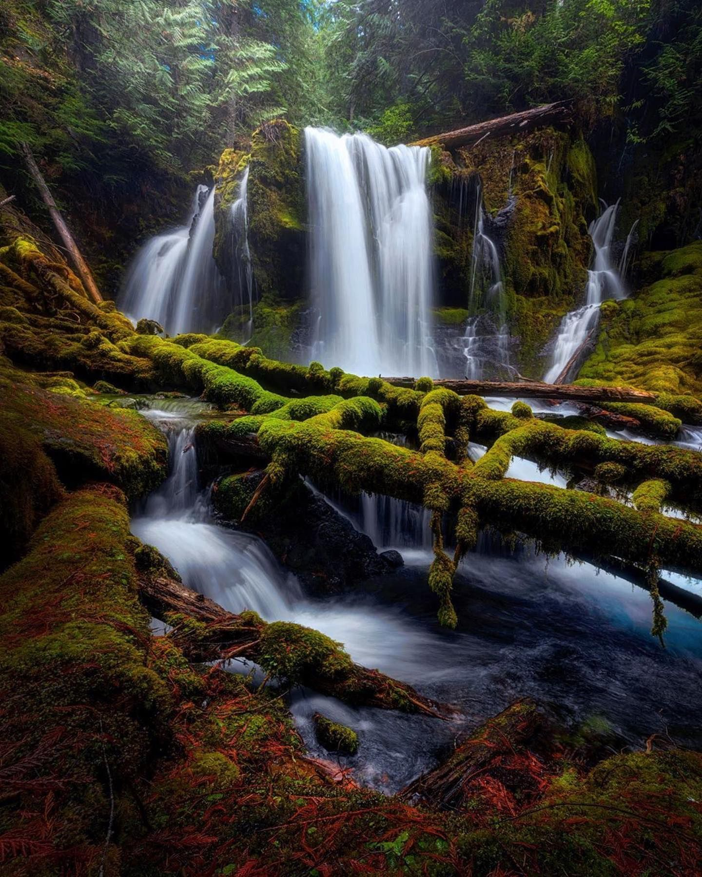 Repost  @jesse.brackenbury  A little waterfall Wednesday action for you on this beautiful day!  Whos excited for some good weather to start flooding the area instead of rain flooding it?! Hope everyone is having a great week  . . .  #cascadiaexplored @pnwonderland @pnw.paradise #thenwadventure #nwisbest #sunrise #pnwonderland #pnwparadise #pnwusa #pnwphotographer #indurotripods @kgwnews @mthoodterritory @thegreat_pnw @pnw_moods #pnwadventure @theoregonian #oregonisbeautiful @pnw.shooters #destin