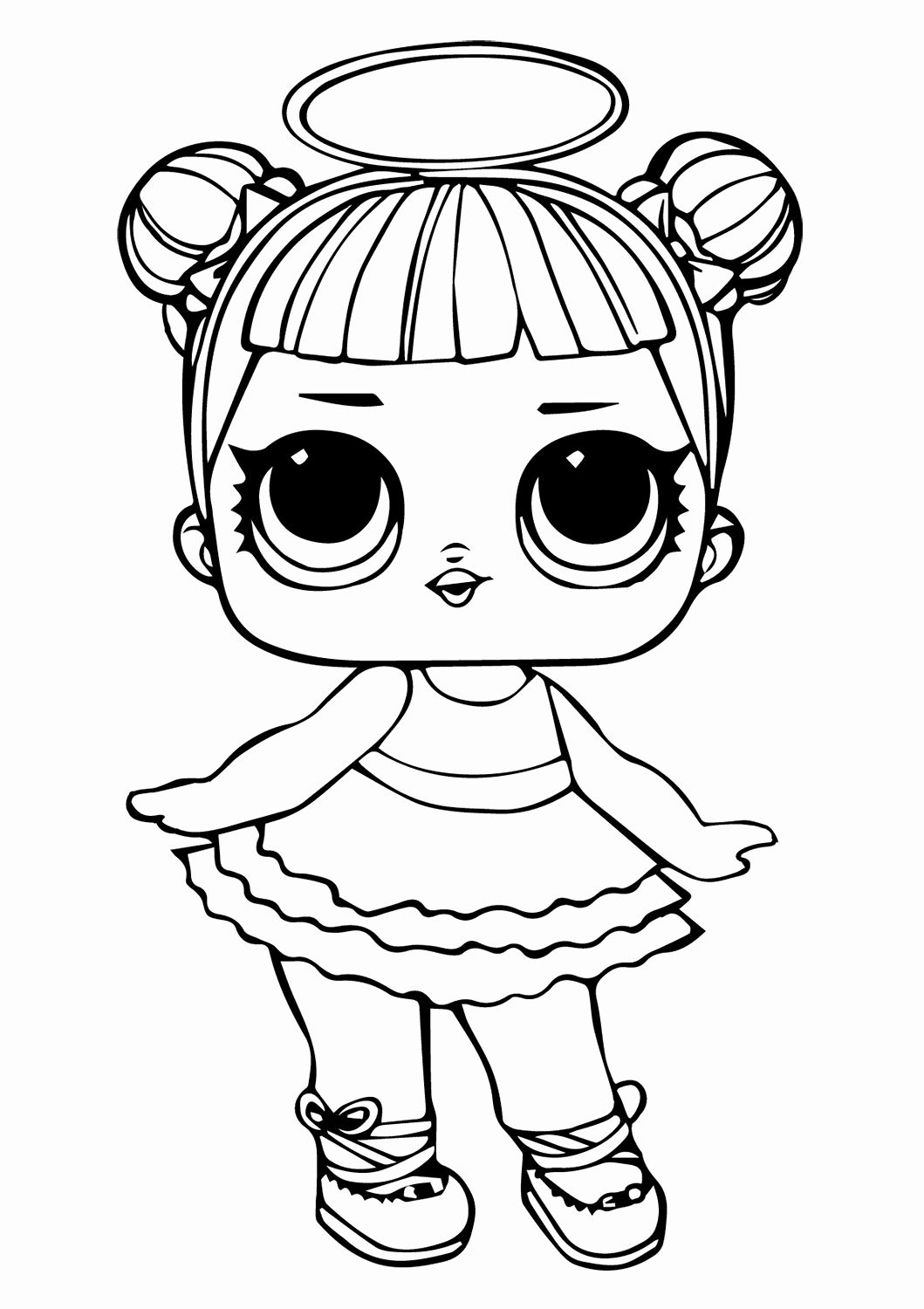 Lol Doll Printable Coloring Pages Fresh Lol Surprise Dolls Coloring Pages Super Coloring Pages Princess Coloring Pages Lol Dolls