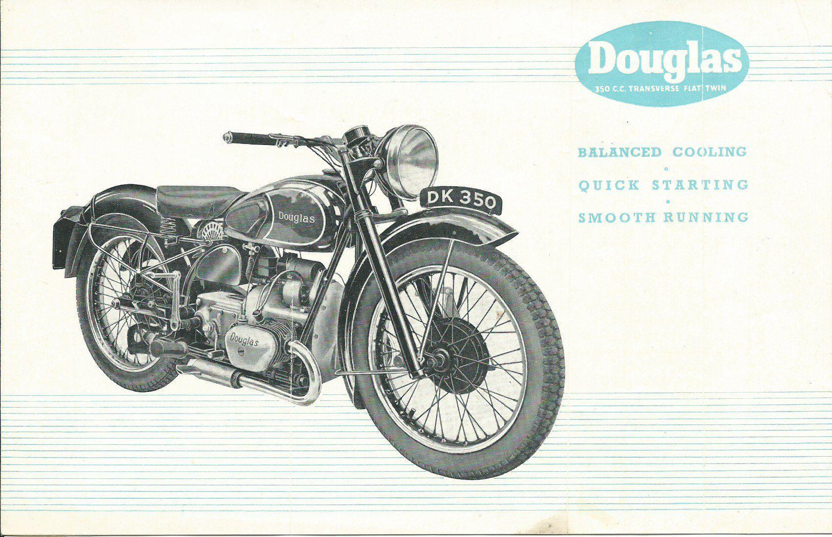 Brochure photo for 1946 Douglas