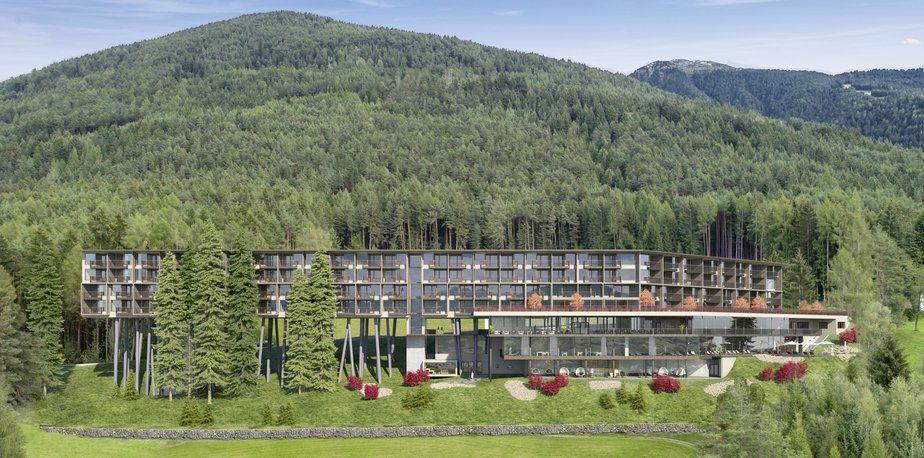 Italien Südtirol St. Andrä Baumhotel My Arbor Tchibo