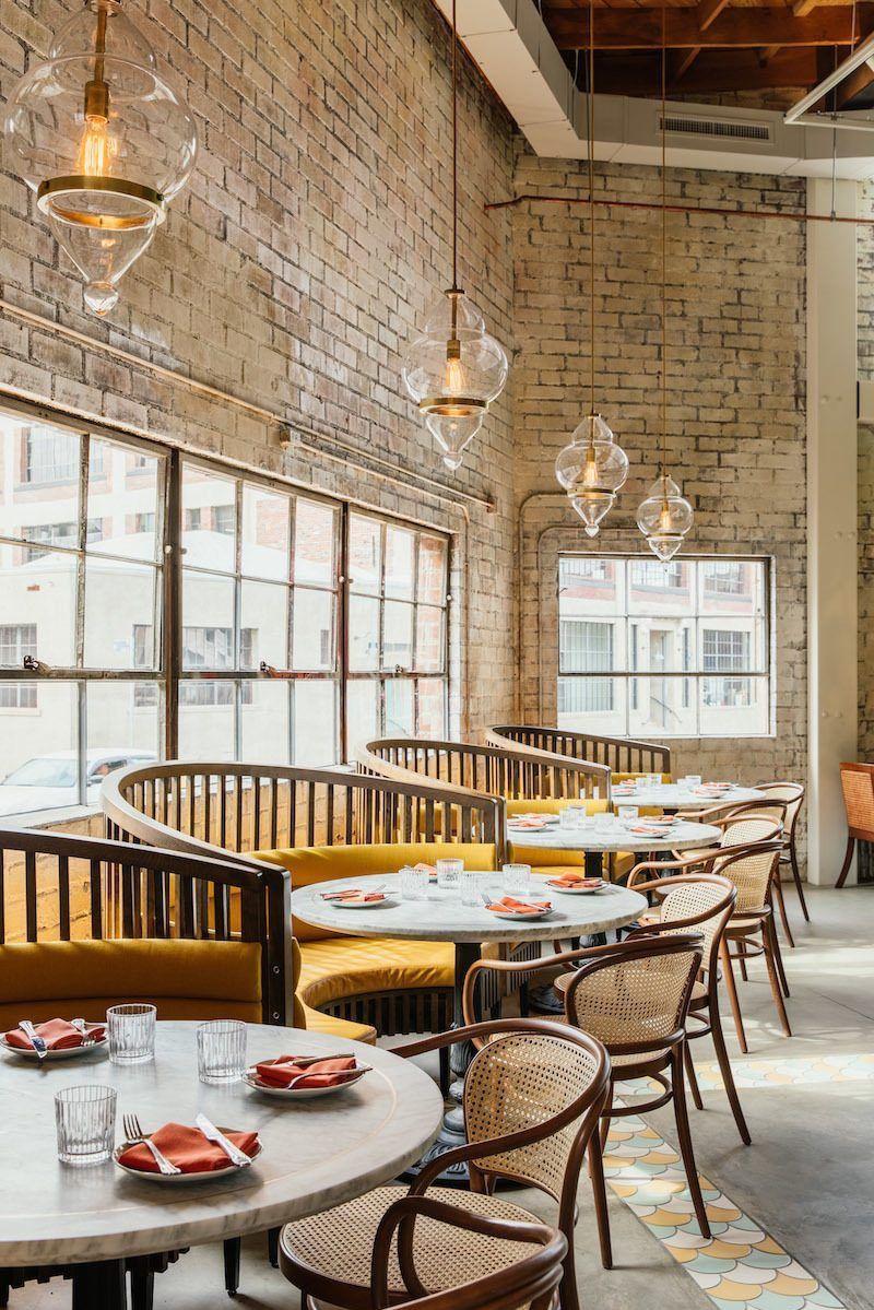 Restaurant Interiors – Exploring Great Spaces