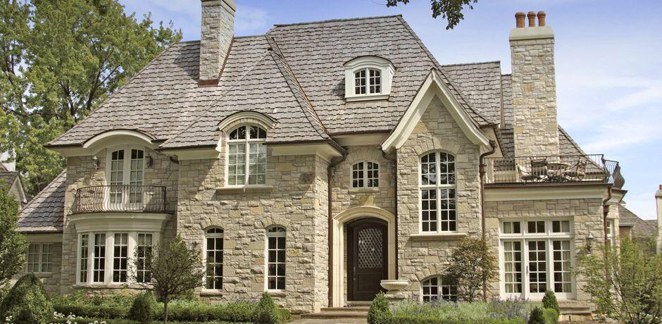 Stone Beauty · Stone Exterior HousesStone ...