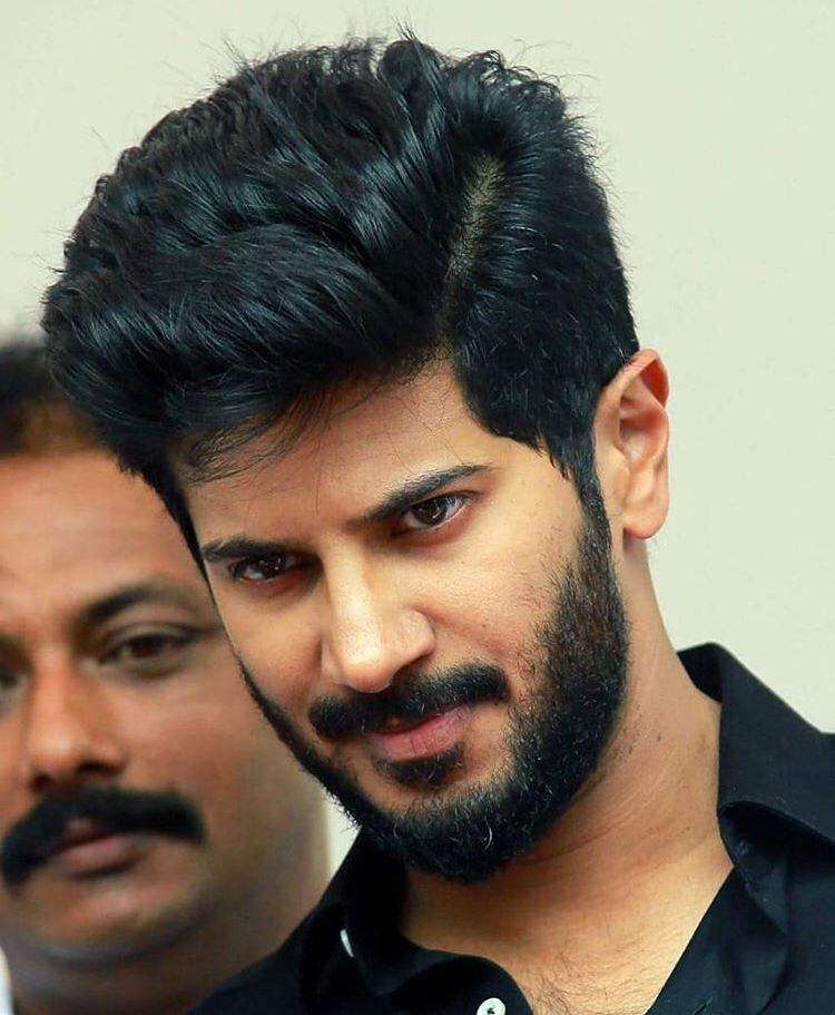 Dulquer Indian Hairstyles Men Gents Hair Style Handsome Actors