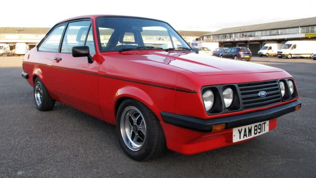 FOR SALE - 1978 MK2 FORD ESCORT RS2000... VIEW EBAY AD >> http ...