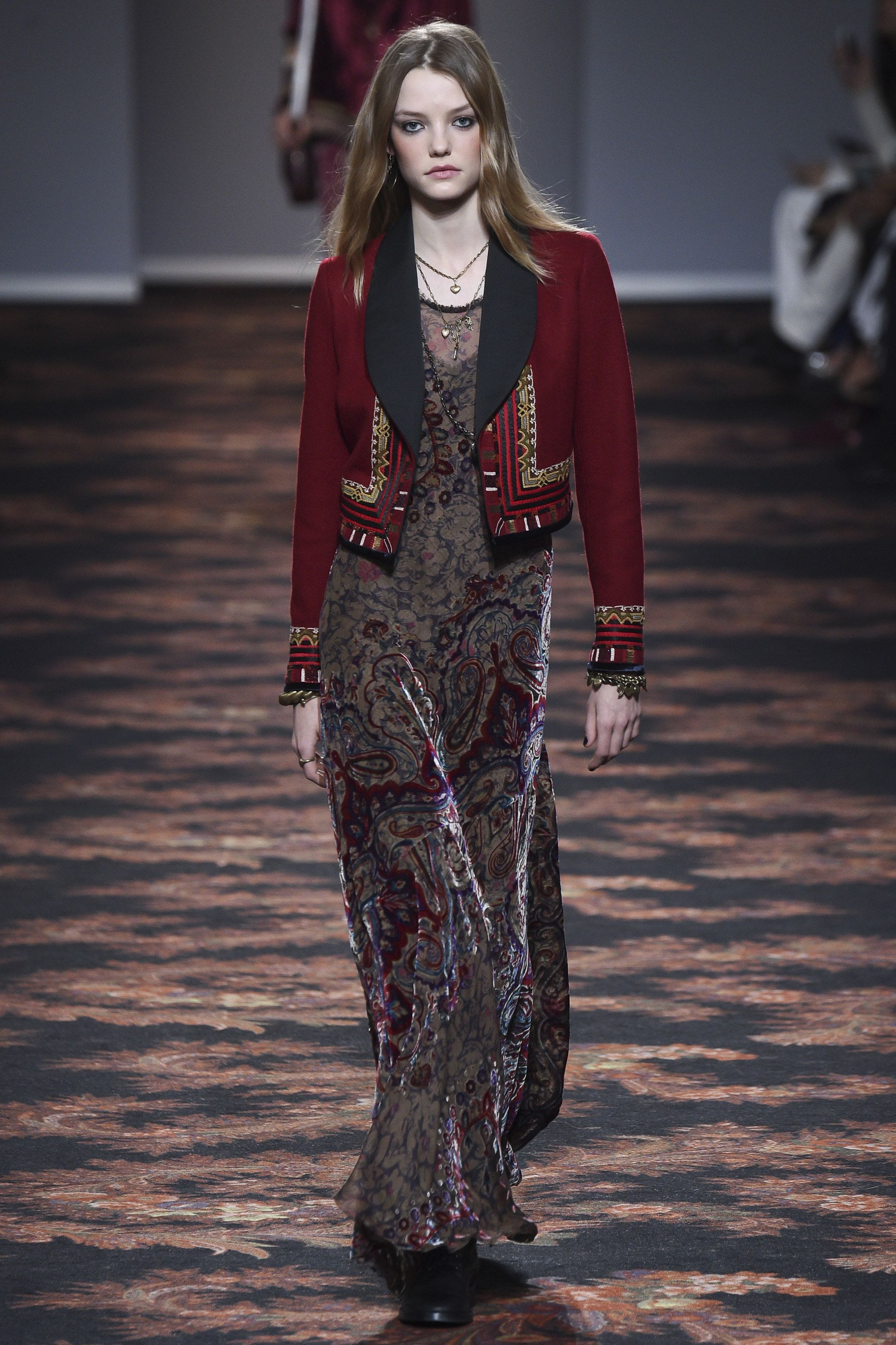 Etro Fall 2016 Ready-to-Wear Fashion Show