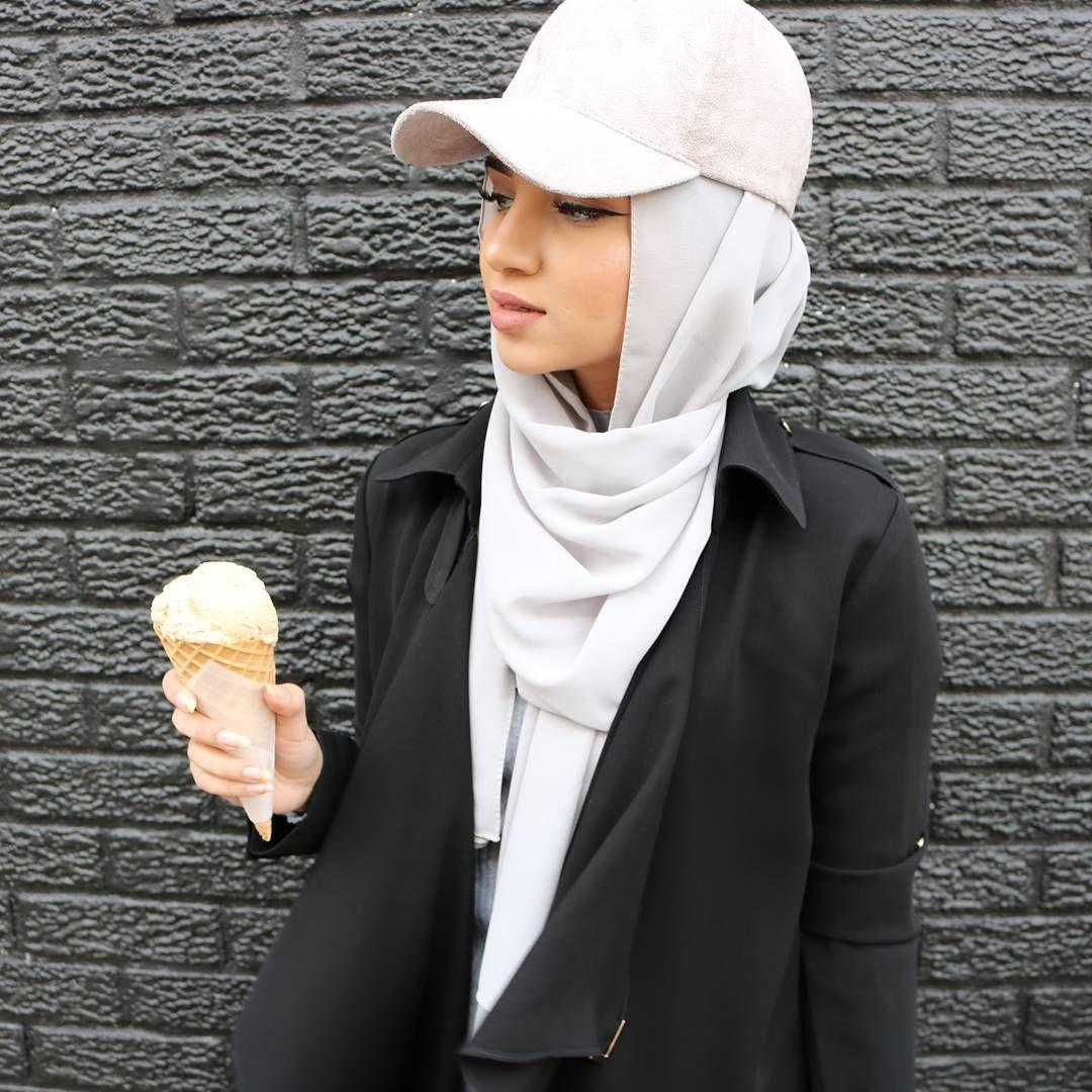 Instagram Hijab Style Casual Muslim Fashion Hijab Fashion