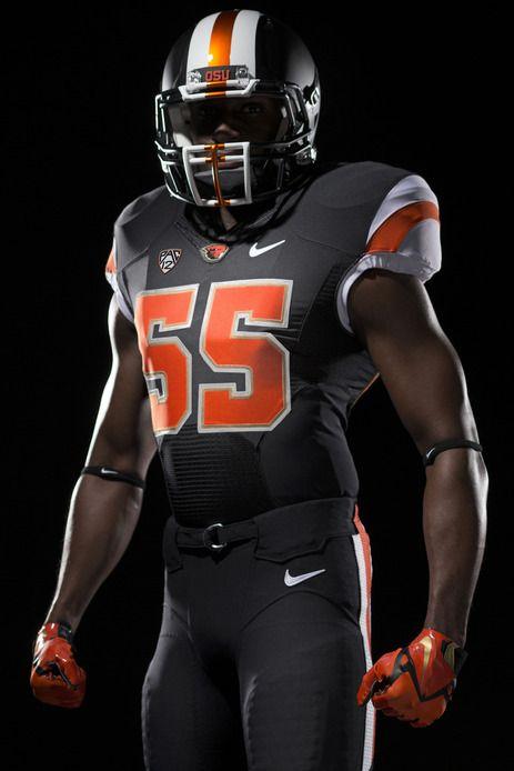 Oregon State Athletics Unveils New Brand Identity Football Uniforms Football Nfl Football Uniforms