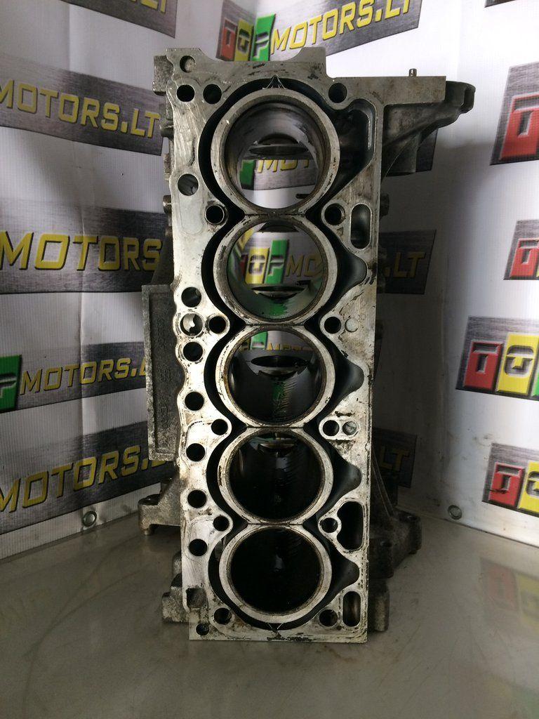 2010 d5 t10 d5244t10 volvo 2 4 diesel engine block 31316735