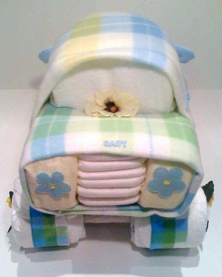 diaper car