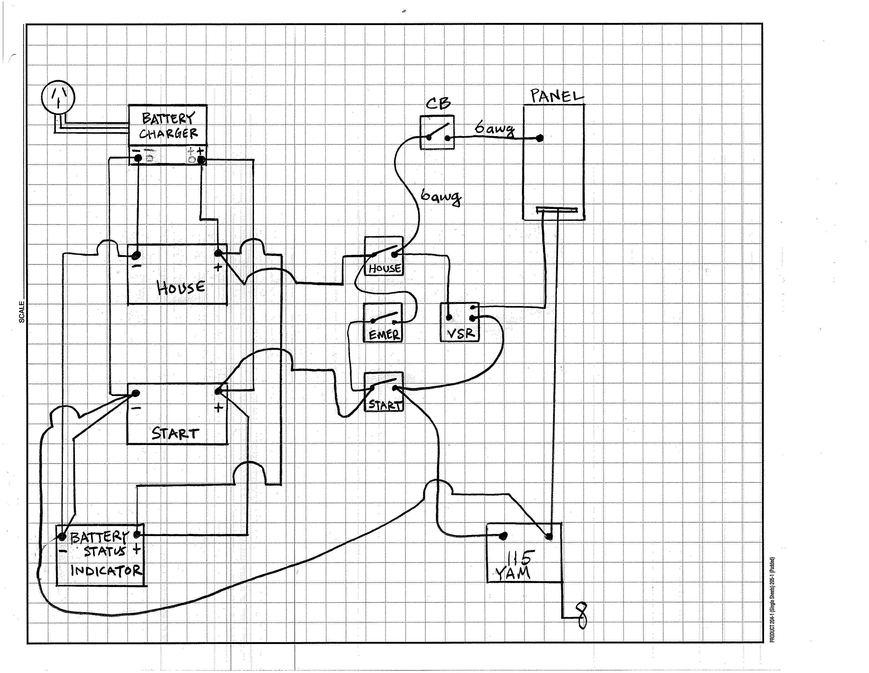 Inspirational Boat Wiring Diagram Sample Diagrams